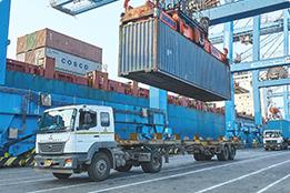 Port Sector Info